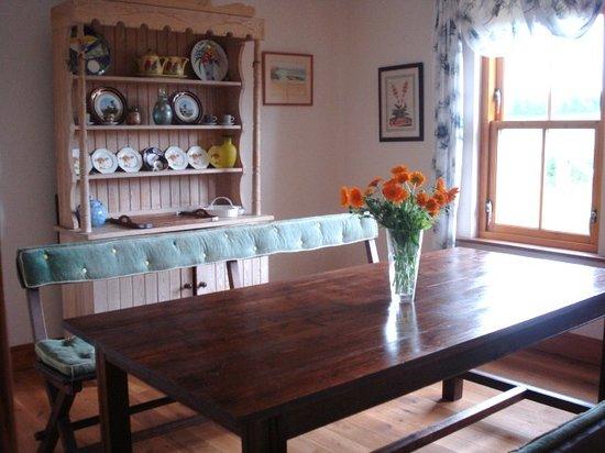 Brae House Bed And Breakfast: Breakfast Room