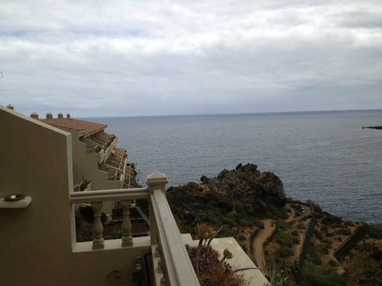Apartamentos Playa De Los Roques: Shame the entire view is not like this