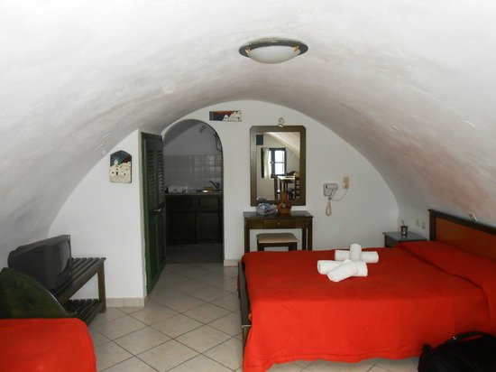 聖托里尼景色酒店照片