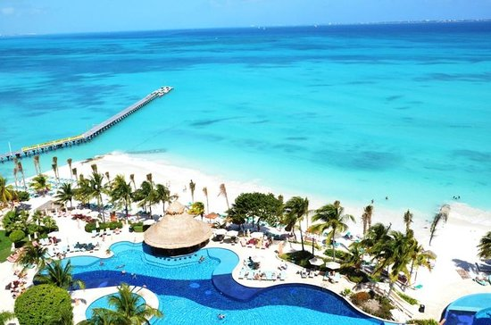 Room View Picture Of Grand Fiesta Americana C Beach Cancun