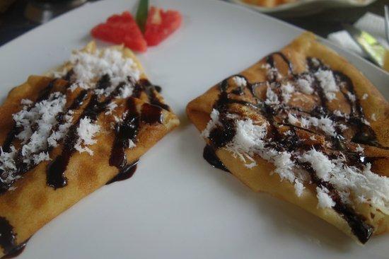 The Zala Villa Bali: breakfast