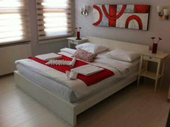 Ada Home Istanbul: Bedroom