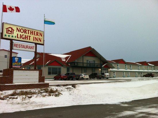 Northern Light Inn, L'Anse au Clair (2012)