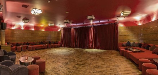The Odeon : The Lounge - 1st Floor - available for private hire