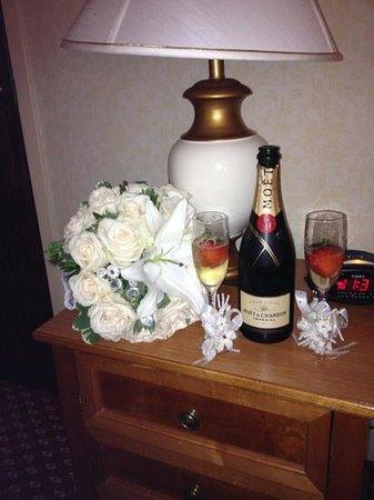 Edward Hotel Chicago: my wedding night