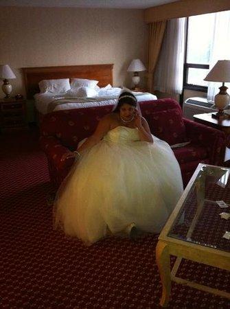 Edward Hotel Chicago: my wedding