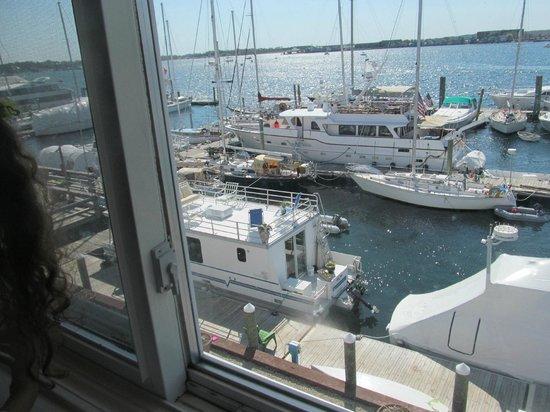 Newport Harbor Hotel & Marina: Vistas