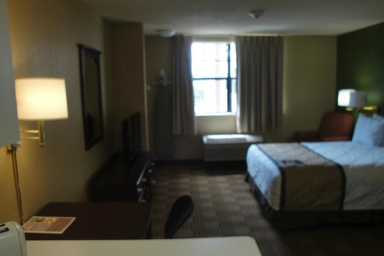 ‪‪Extended Stay America - Miami - Airport - Doral - 25th Street‬: Quarto‬