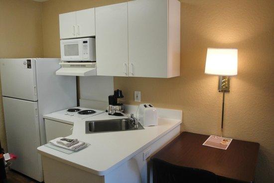 Extended Stay America - Miami - Airport - Doral - 25th Street: Apto - Cozinha