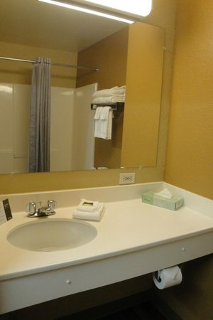 Extended Stay America - Miami - Airport - Doral - 25th Street: WC quarto