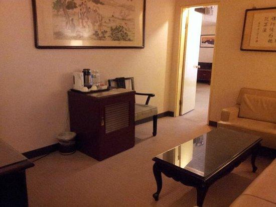 First Hotel: 7階部屋 客間
