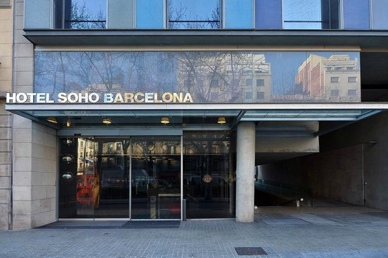 soho hotel 110 1 4 6 updated 2018 prices reviews barcelona catalonia tripadvisor. Black Bedroom Furniture Sets. Home Design Ideas