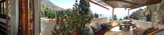 San Marcos La Laguna, Guatemala: Relaxing in Style