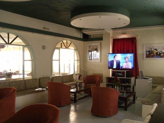Hotel Costas Golden Beach: lounge reception