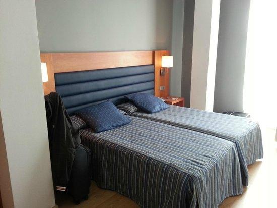 Barcelona Century Hotel: camera doppia con letti singoli