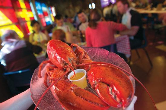 Nova Scotia, Canada: Shore Club Lobster Dinner
