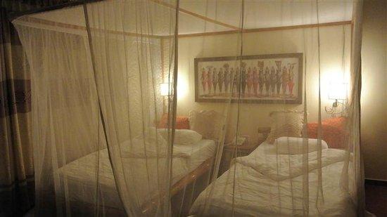 Arumeru River Lodge : Our room
