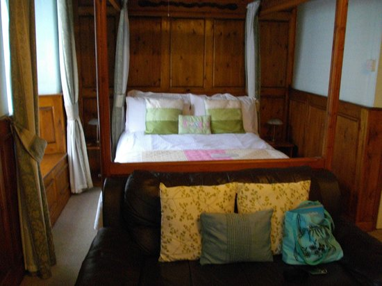Virginia Cottage Guest House: Deluxe Double Room
