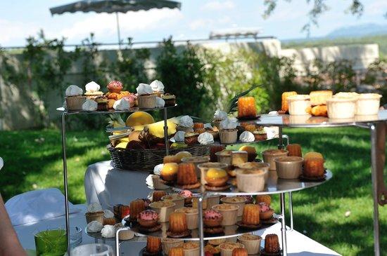 La Bastide de Venelles : ronde des desserts