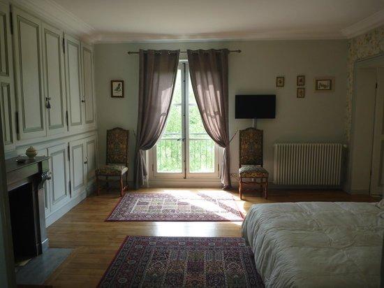 Chateau De Paradis : chambre 1
