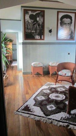 Estancia 440: espacio común segundo piso