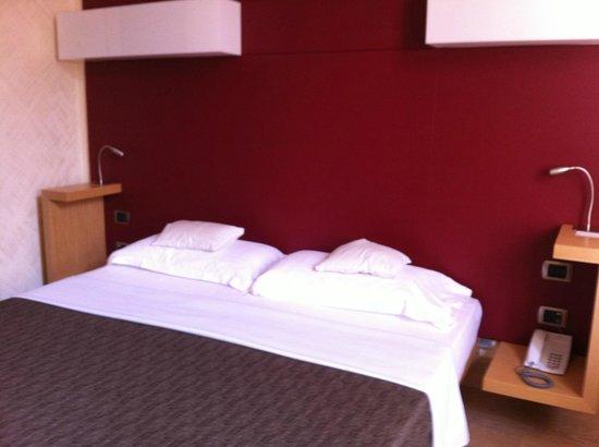 Best Western Hotel Armando: Bett