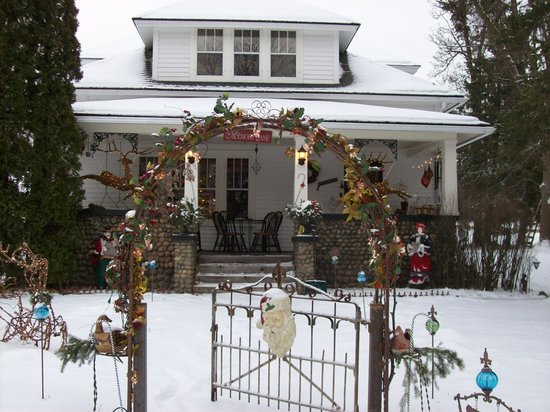 Cobblestone Bed and Breakfast: Merry Christmas