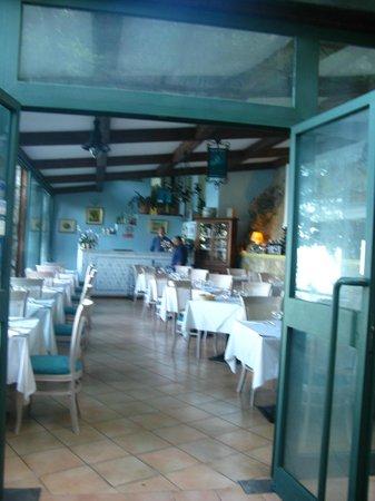 Villa San Michele: Dinning room