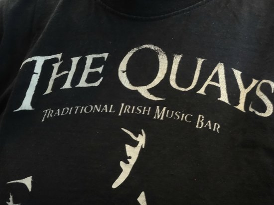 The Quays Temple Bar: awesome