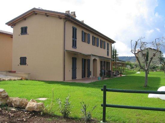Agriturismo Sant'Antonio di Saturnia: il giardino