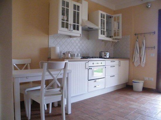 Agriturismo Sant'Antonio di Saturnia: la cucina