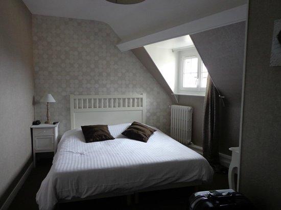 Le Normand : vue de la chambre