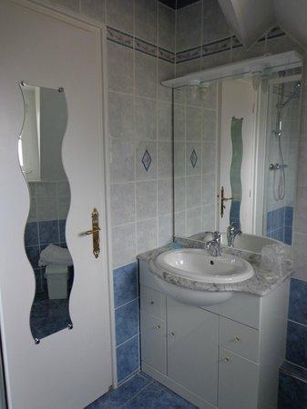 Le Normand: salle de bain