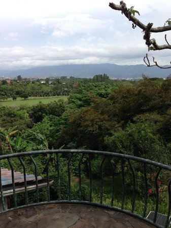 Finca Rosa Blanca Coffee Plantation & Inn: View from room