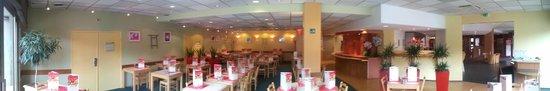Ibis Nantes Centre Gare Sud : Restaurant