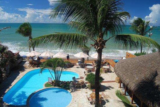 Manary Praia Hotel : Vista encantada !