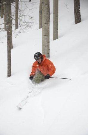 Sipapu Ski Area: Sipapu offers 41 trails, 5 lifts, 3 terrain parks and some of the best tree skiing in the state.