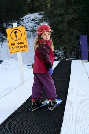 Sipapu Ski Area: Sipapu offers 5 lifts, including the magic carpet in the base area. Perfect for beginners!