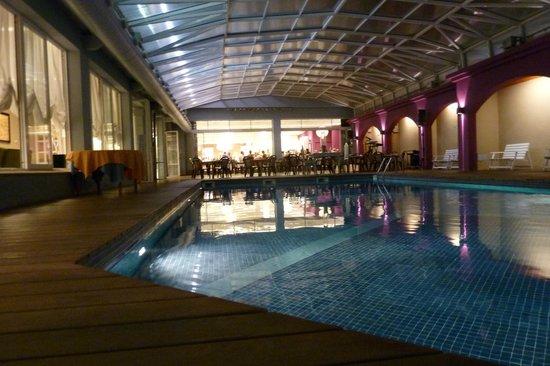 Hotel Spa La Terrassa : Piscine du haut