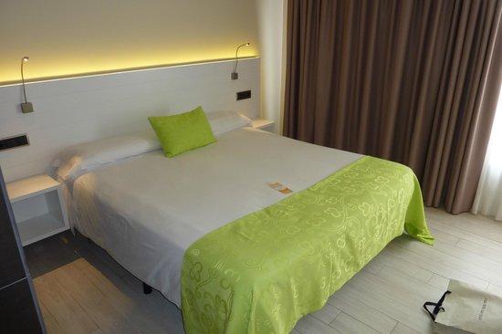 Hotel Spa La Terrassa : chambre