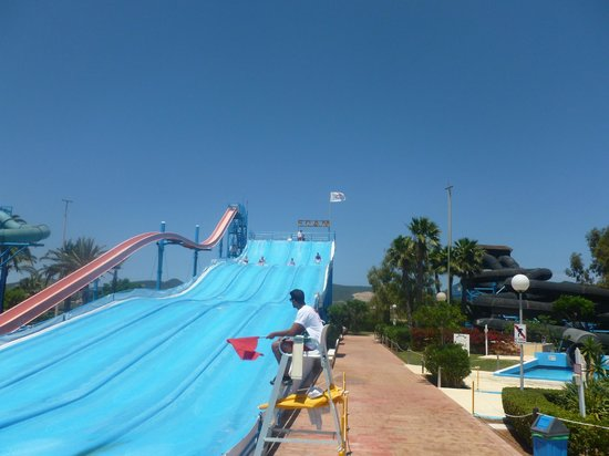 Aguamar Water Park : View