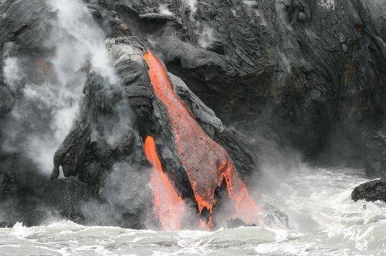 Big Island Lava Boat Tour