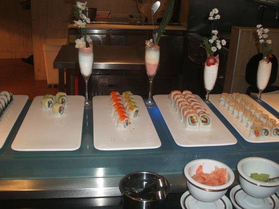 Cosmo: Sushi