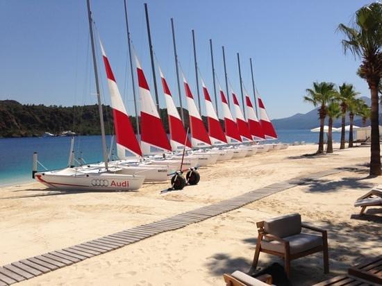 D-Hotel Maris: we go sailing !