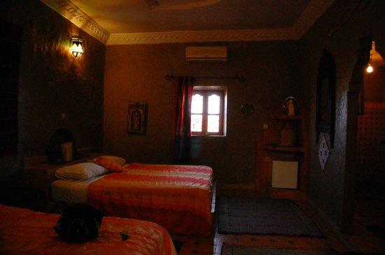 Guest House Merzouga : chambre