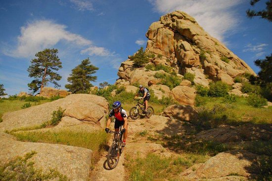 Cheyenne, WY: Hiking, biking, picnicking and climbing are fun ways to experience Vedauwoo, just west of Cheyen