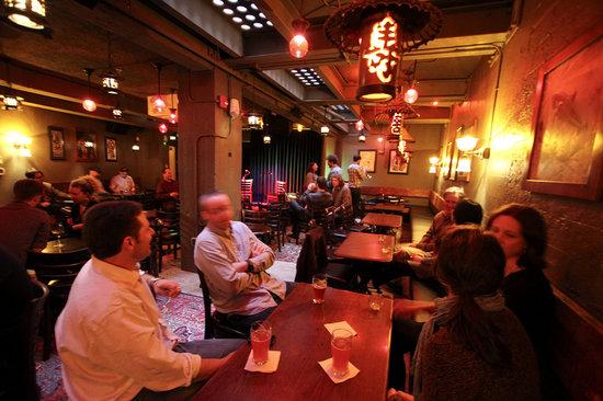 Crystal Hotel: Al's Den