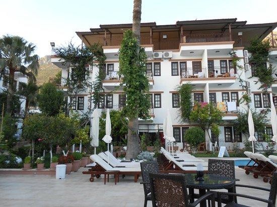 Samira Resort Hotel And Aparts And Villas