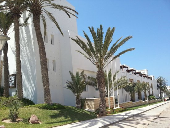 Hotel Timoulay & Spa Agadir: The hotel