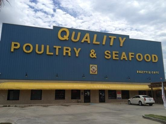 Quality Poultry and Seafood: best seafood ever!